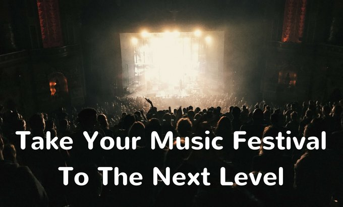 take your music festival to the next level - festival ticketing onebox