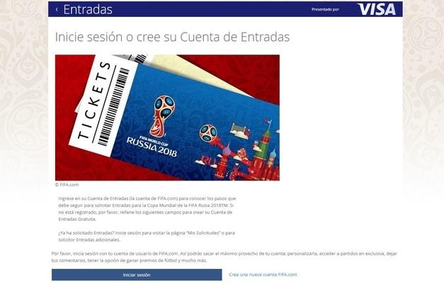 experiencia digital - copa mundial 2018 - venta de entradas de fútbol - onebox