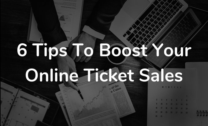 6 tips to boost your online ticket sales - onebox